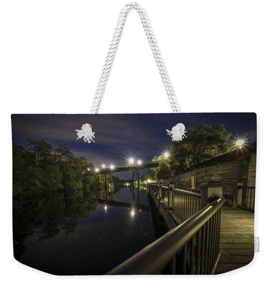 Conway Riverwalk Morning Weekender Tote Bag