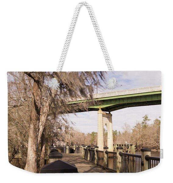 Conway Riverwalk In January Weekender Tote Bag