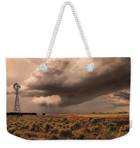 Conway Storm Front Weekender Tote Bag