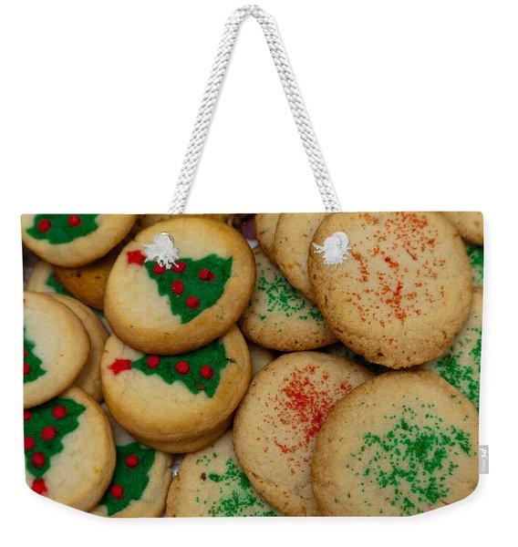 Cookies 103 Weekender Tote Bag