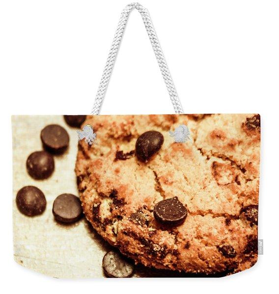 Cookies With Chocolare Chips Weekender Tote Bag