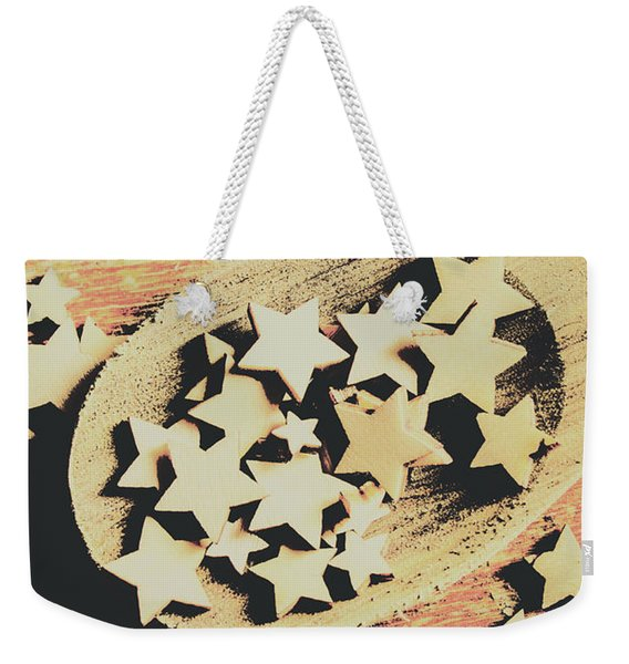 Cooking With The Stars Weekender Tote Bag