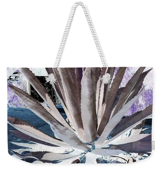 Cool Agave Weekender Tote Bag