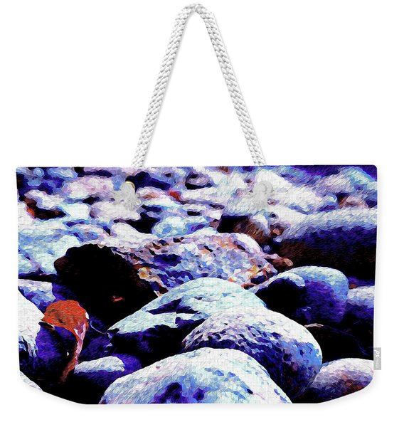 Cool Rocks- Weekender Tote Bag