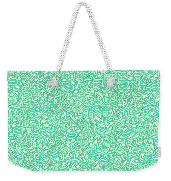 Cool Waters -02- Weekender Tote Bag