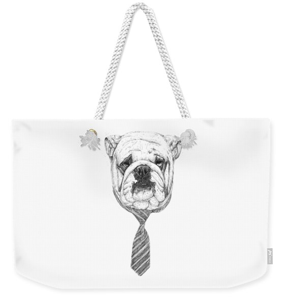 Cooldog Weekender Tote Bag