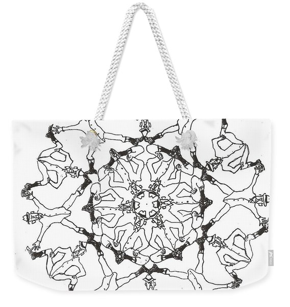 Coots Ala Bugsby Weekender Tote Bag