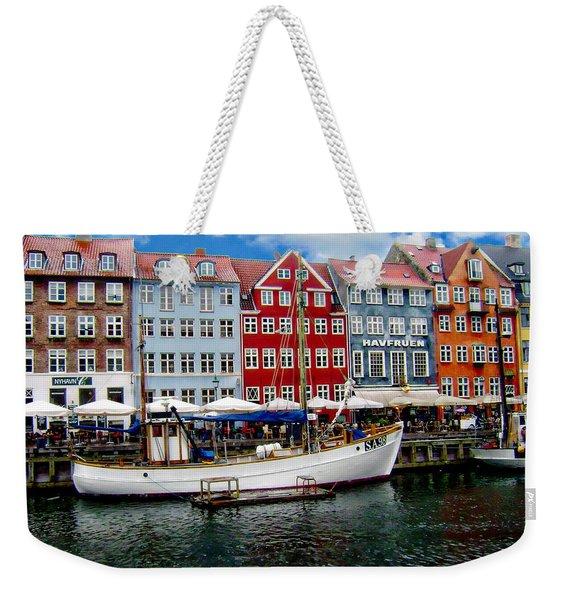Copenhagen - Denmark Weekender Tote Bag