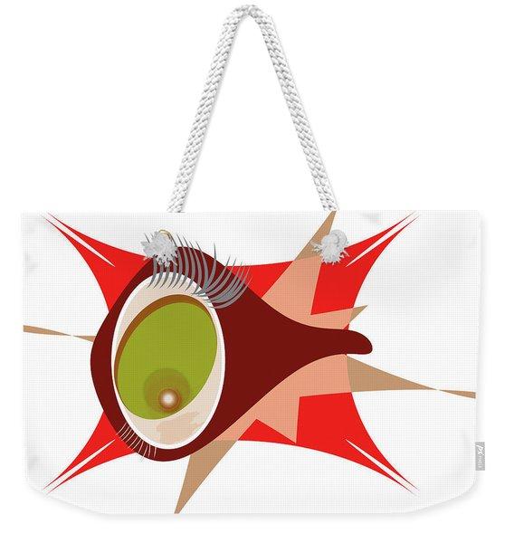 Copepod Weekender Tote Bag