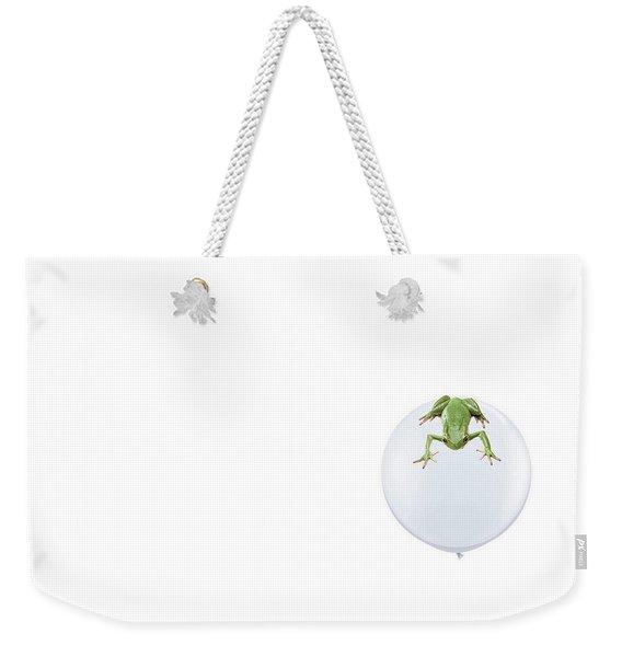 Coppia Weekender Tote Bag