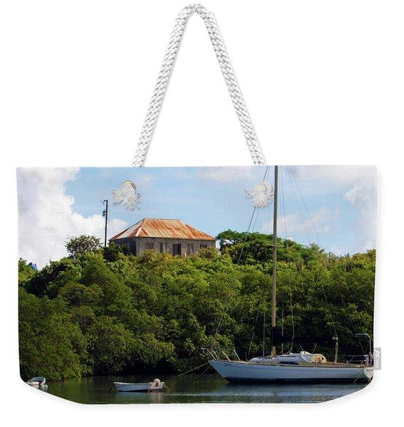 Coral Bay 1 Weekender Tote Bag