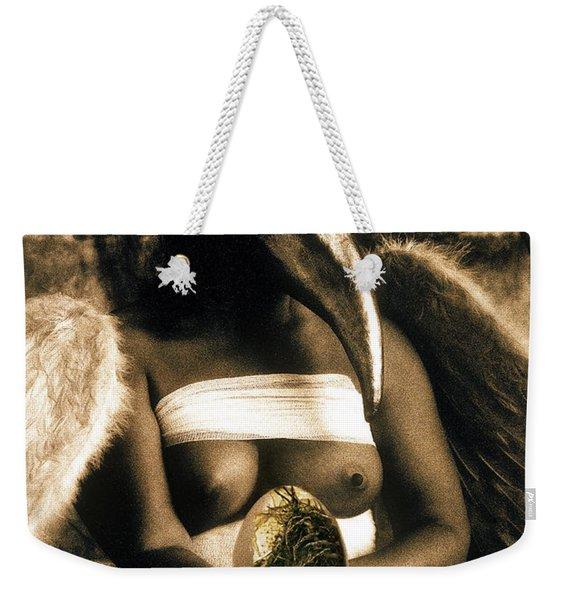 Corazon Defectivo Weekender Tote Bag