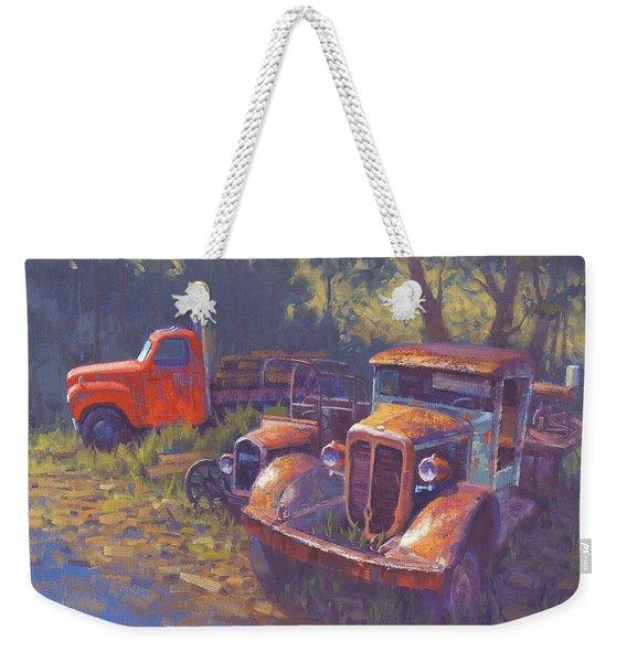 Corbitt And Friends Weekender Tote Bag