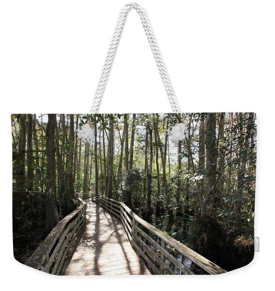 Corkscrew Swamp 697 Weekender Tote Bag