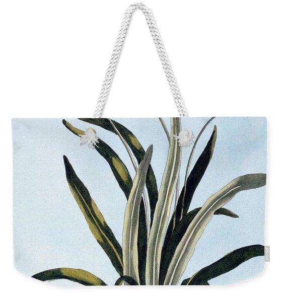 Corn Lilies Weekender Tote Bag
