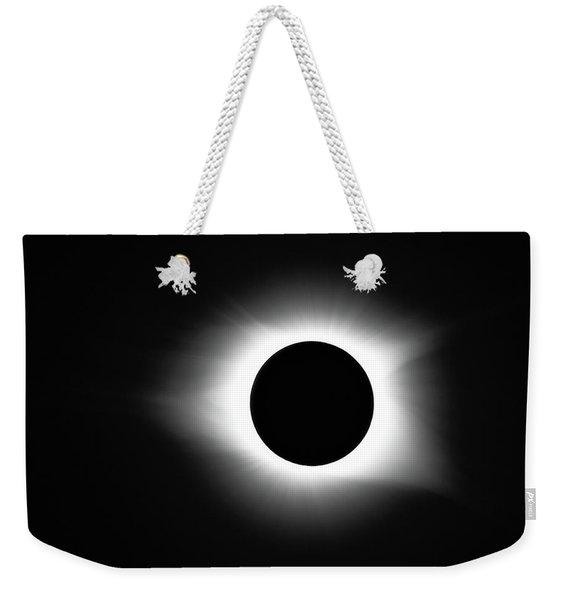 Totality 8-21-2017 Weekender Tote Bag