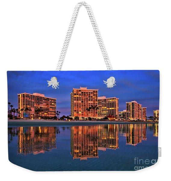 Coronado Glass Weekender Tote Bag