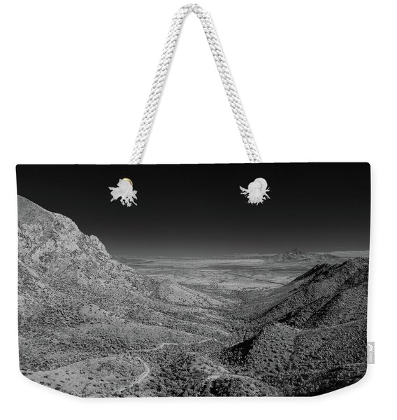Coronado National Memorial In Infrared Weekender Tote Bag