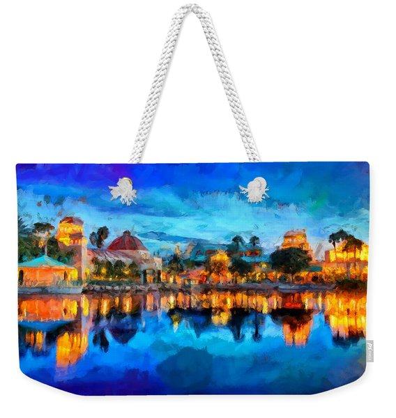 Coronado Springs Resort Weekender Tote Bag