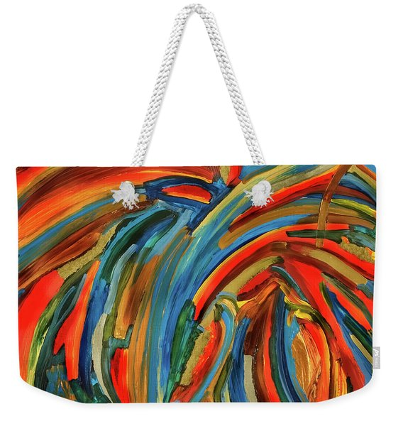 Coronal Mass Ejections #1 Weekender Tote Bag