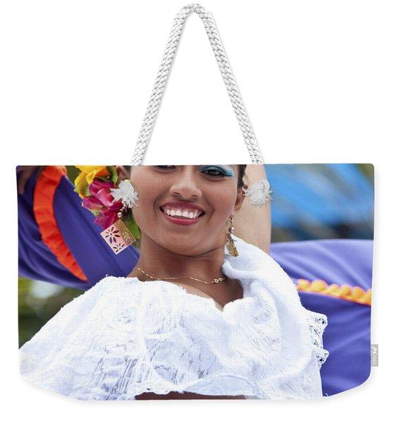 Costa Maya Dancer Weekender Tote Bag
