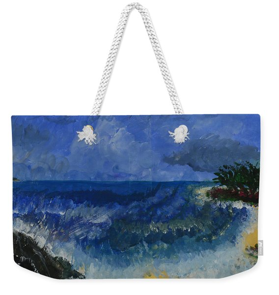 Costa Rica Beach Weekender Tote Bag