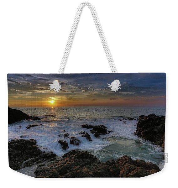 Costa Rica Sunrie Weekender Tote Bag