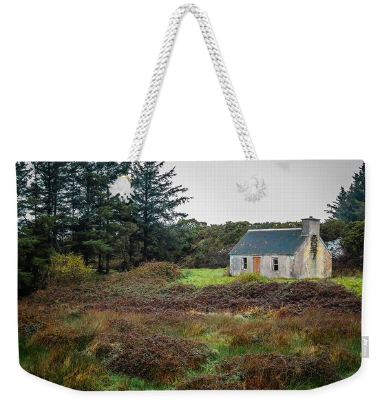 Cottage In The Irish Countryside Weekender Tote Bag