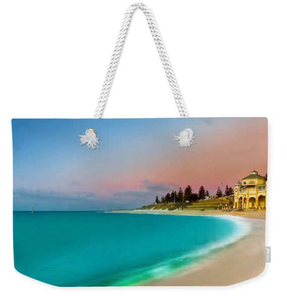 Cottesloe Beach Sunset Weekender Tote Bag