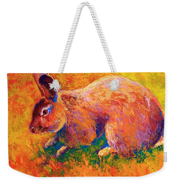 Cottontail I Weekender Tote Bag