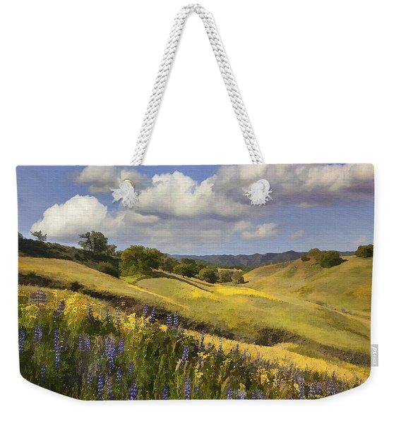 Cottonwood Canyon Weekender Tote Bag