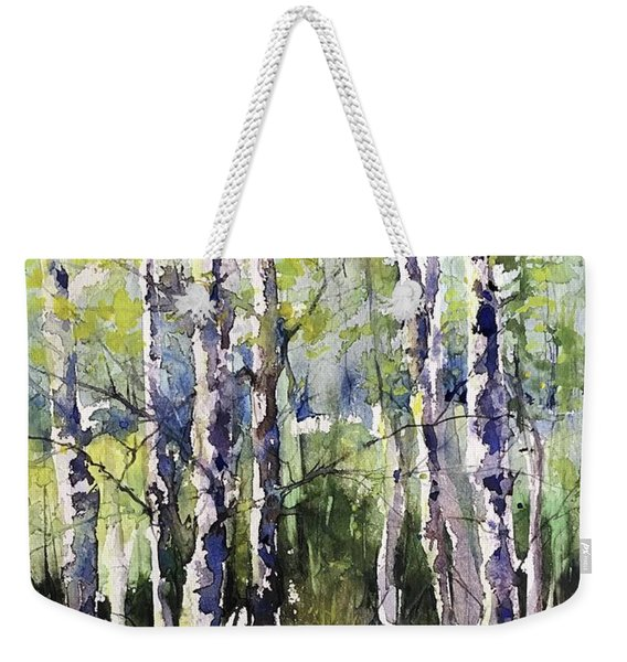 Cottonwoods And Sycamores Weekender Tote Bag