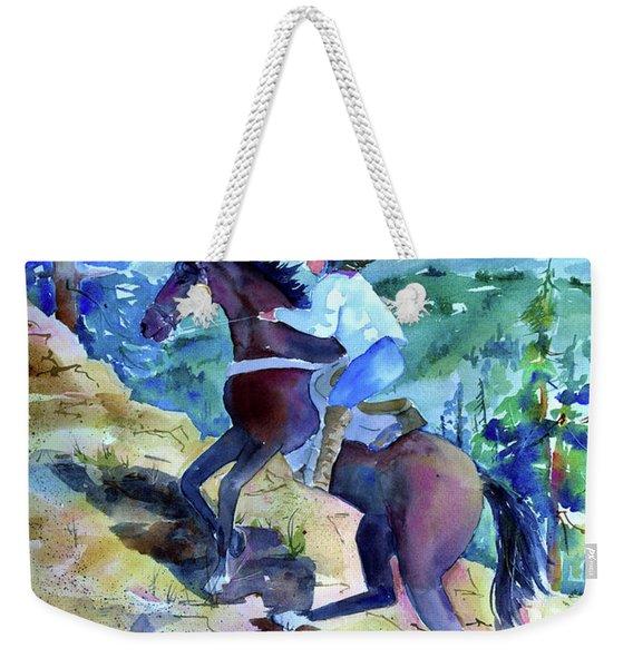Cougar Rock Weekender Tote Bag