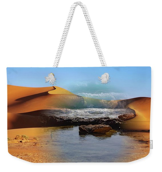 Could This Really Happen? Weekender Tote Bag