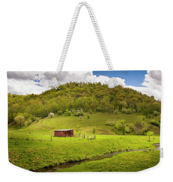 Coulee Morning Weekender Tote Bag