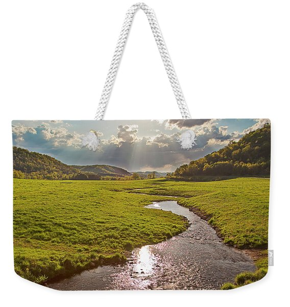 Coulee View Weekender Tote Bag