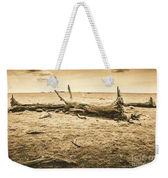 Countrified Australia Weekender Tote Bag