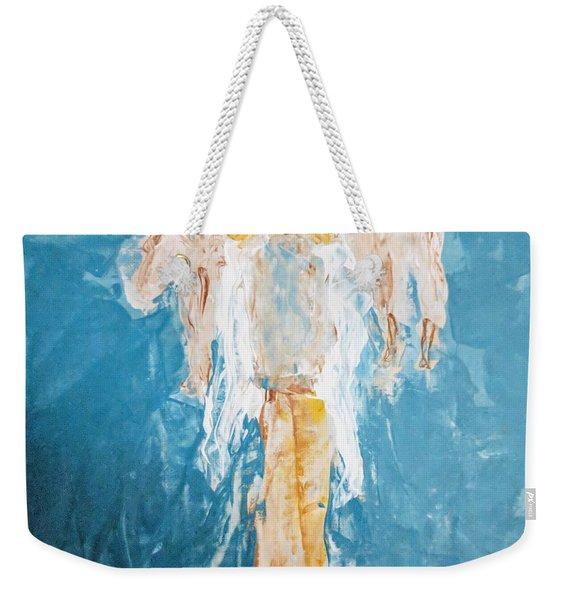 Country Angel Weekender Tote Bag