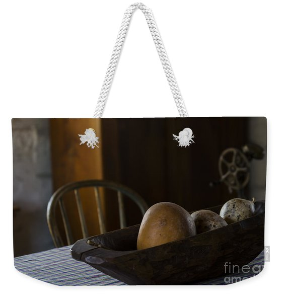 Country Kitchen Weekender Tote Bag