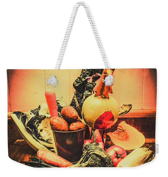 Country Kitchen Art Weekender Tote Bag