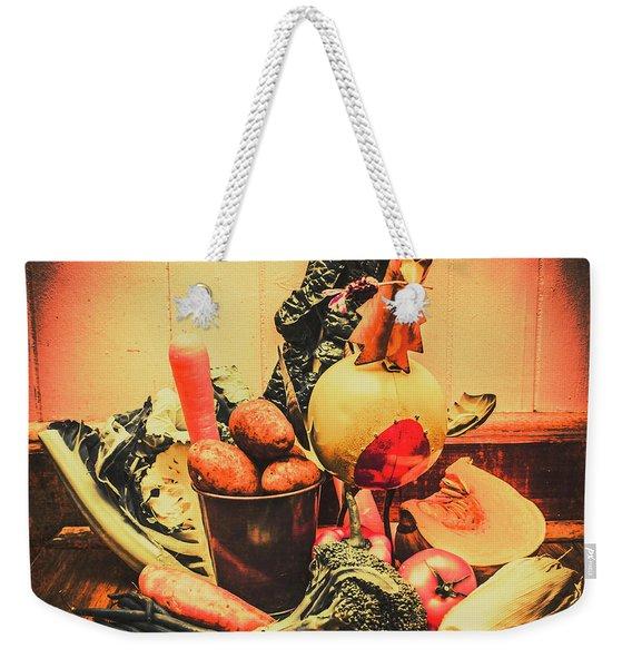 Country Kitchen Art Weekender Tote Bag