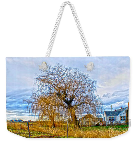 Country Life Artististic Rendering Weekender Tote Bag
