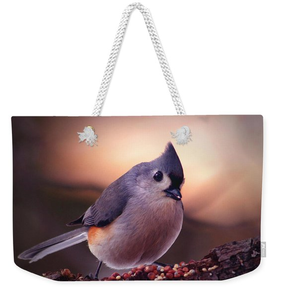 Country Mouse... Weekender Tote Bag