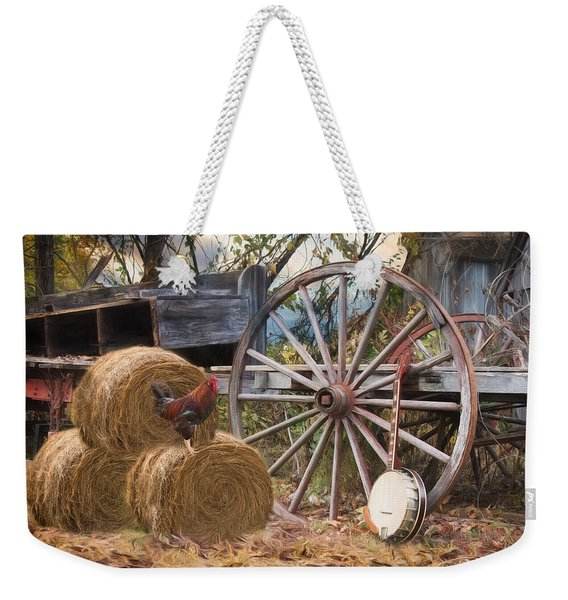 Country Music II Weekender Tote Bag