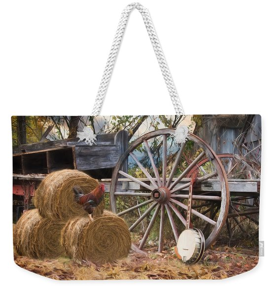 Country Music II Weekender Tote Bag