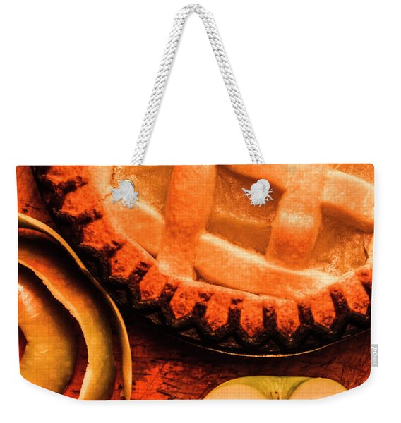 Country Style Baking Weekender Tote Bag