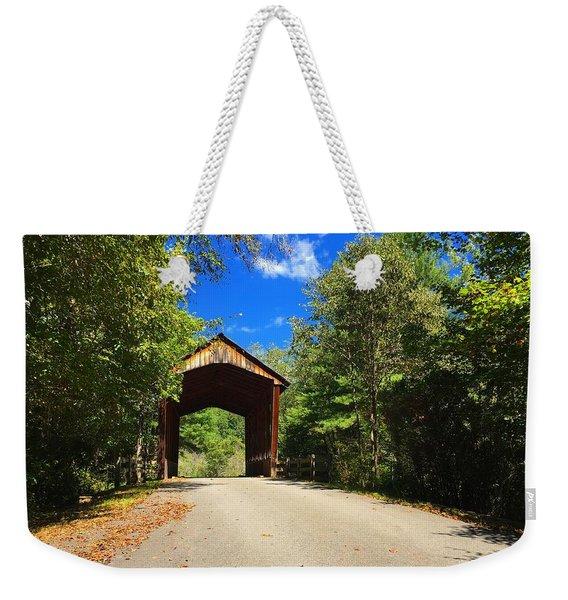 Bay's Bridge Weekender Tote Bag