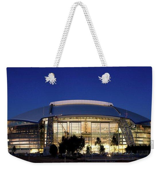 Cowboys Stadium 711116 Weekender Tote Bag
