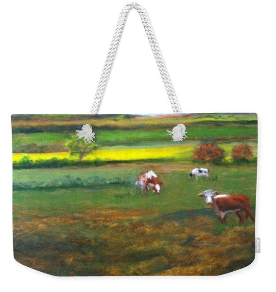 Cowgirls Weekender Tote Bag