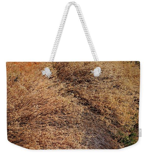 Coyote Brush Weekender Tote Bag